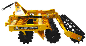 AGRISEM - DISC O MULCH - 3 M - S�rie limit�e (2500 ex.)