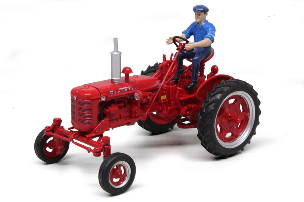 FARMALL SUPER FC 1953 WITH DRIVER