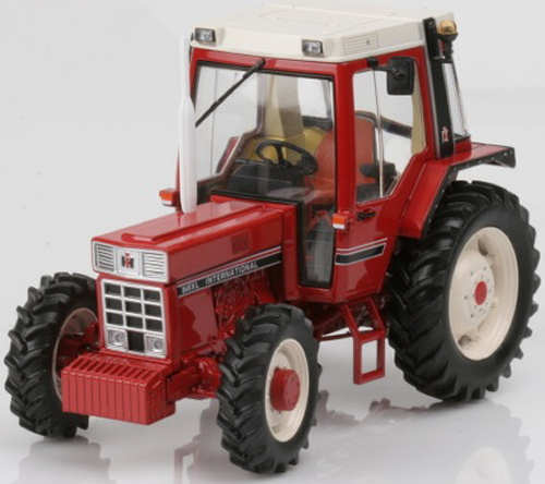 INTERNATIONAL HARVESTER 845 XL AILES ROUGES