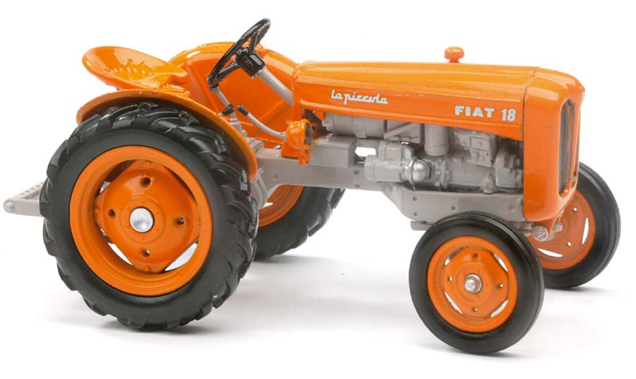 NEW HOLLAND AGRICULTURE - FIAT 18 - LA PICCOLA